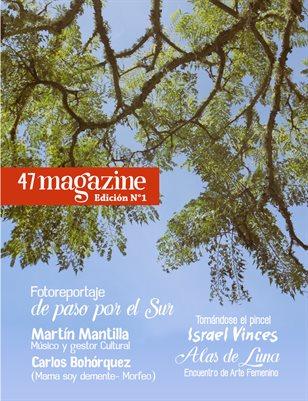 47 magazine - edicion 1