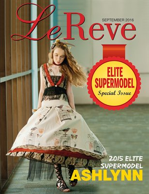 LeReve Elite Supermodel Special Issue