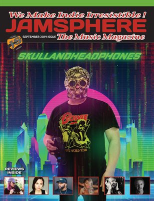 Jamsphere Indie Music Magazine September 2019