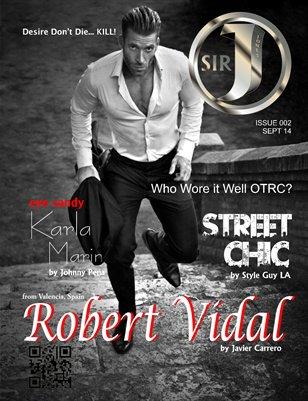 Sir Jones Magazine :: Issue 002 :: September 2014