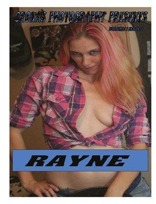 Cronas Photography Presents Rayne