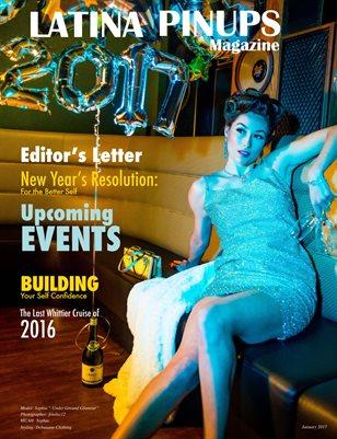 The Latina Pinups Magazine: January 2017