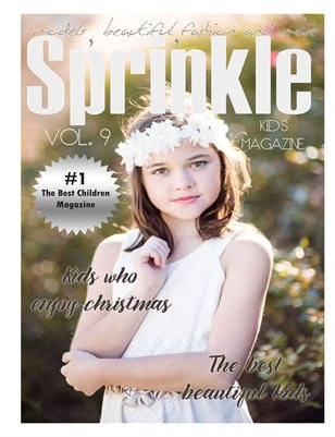 Sprinkle Kids Magazine Vol. 9
