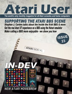 Atari User Issue 23 Volume 2