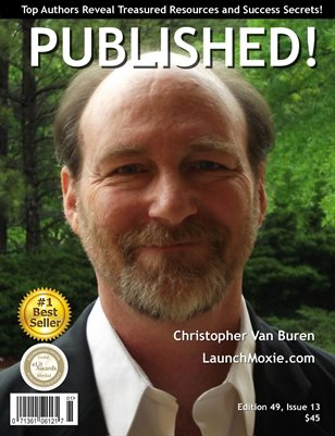 PUBLISHED! Magazine featuring Christopher Van Buren