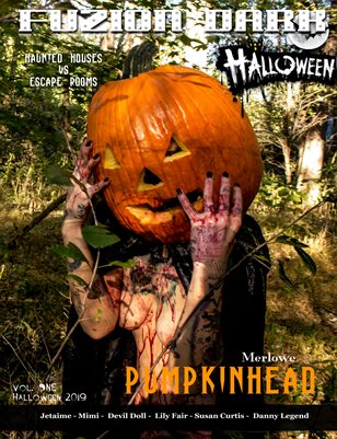 Fuzion Dark: Merlow Halloween  Cover 1 Vol.1