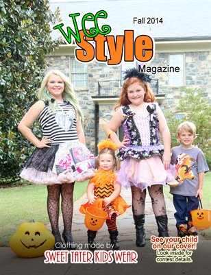 Fall 2014 Wee Style Magazine