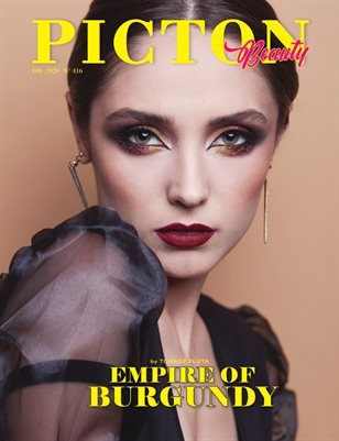 Picton Magazine February  2020 N416 Beauty Cover 3