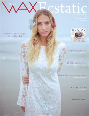 Wax Ecstatic Magazine May 2014
