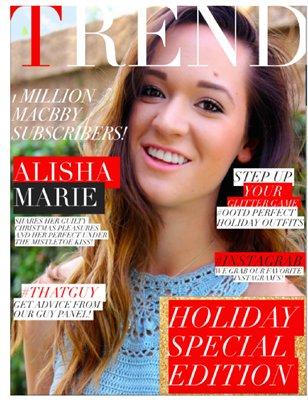 Trend Magazine Holiday Edition