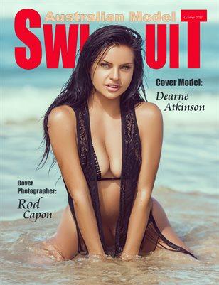 Australian Model Swimsuit Magazine October 2017