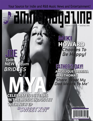 AMN MAGAZINE, Issue #21