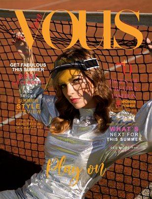 VOUS Magazine | The June Teen Edition | Vol.2 | 2021