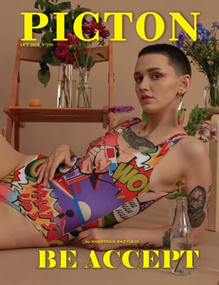 Picton Magazine OCTOBER  2019 N299 Cover 1