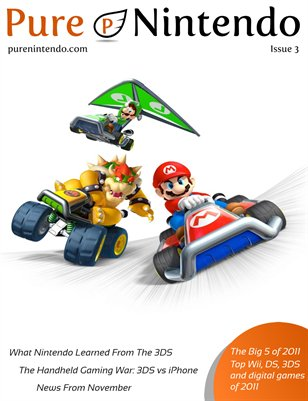 Pure Nintendo Magazine Issue #3 (Dec. 2011)