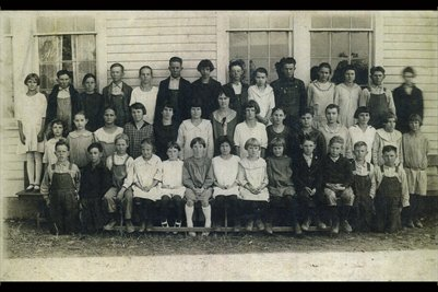 1923 Aurora School, Marshall County, Kentucky