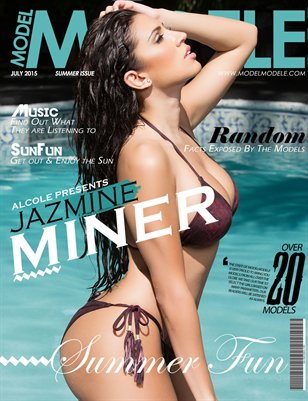 Model Modele Presents Summer Fun (Jazmine)