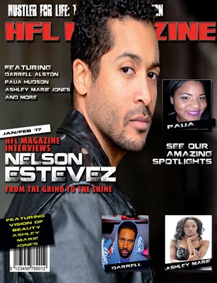HFL Magazine: The Unstoppable Edition