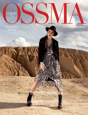 OSSMA Magazine EUROPE ISSUE12v2