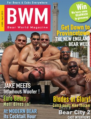 BEAR WORLD MAGAZINE #005