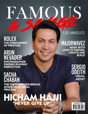 Famous & Savage | Issue 6 - March 2021