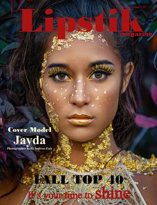 Lipstik Magazine Issue 11 Volume 7 2019 FALL TOP 40