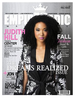 "Empire Radio Magazine Issue #20 ""The Dreams Realized Issue"""