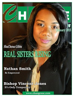 Change Gospel Magazine January 2015