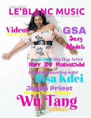 Le'Blanc Music Mag Vol. 11