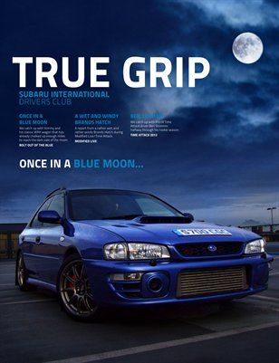 TRUE GRIP | AUG 2012