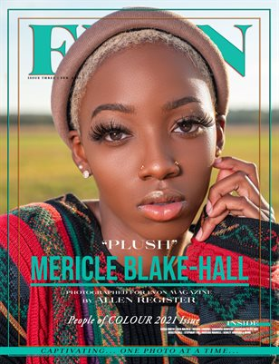 People of COLOUR Issue 2021