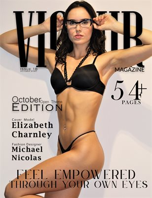 Vigour Magazine October Issue 18