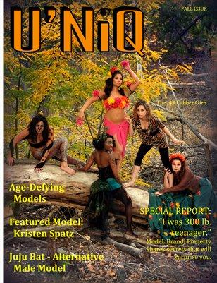U'NiQ Magazine Issue 6