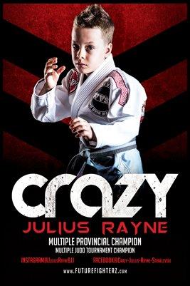 Crazy Julius Rayne Red Arrow