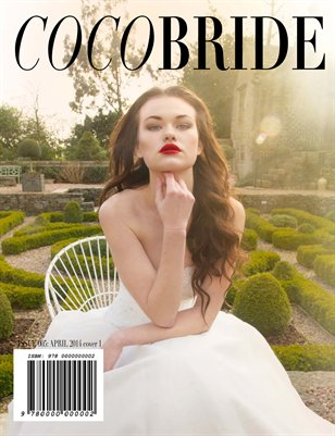 Coco Bride Final Issue #5 April 2014