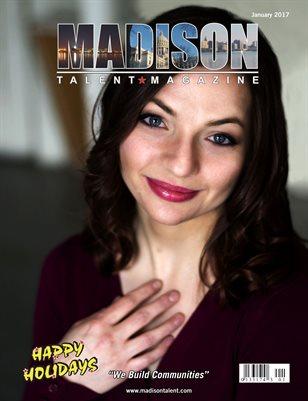 Madison Talent Magazine January 2017 Edition