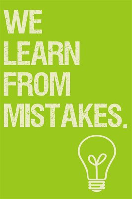 Classroom Norms: We Learn From Mistakes.