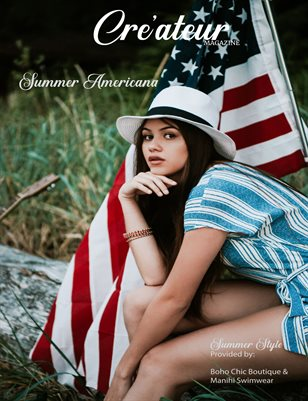 Cre'ateur Issue 3 - Summer Americana