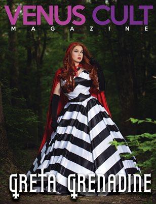 Venus Cult No.9 Greta Grenadine Cover