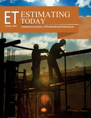 Estimating Today October 2015