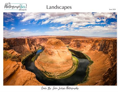 Landscapes | Coffee Table Book | The Photogra[her] Magazine