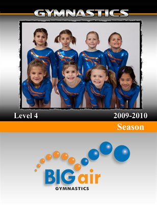 Big air Level 4 2009-2010 Season