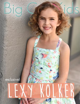 Big City Kids Magazine | May Fresh Face