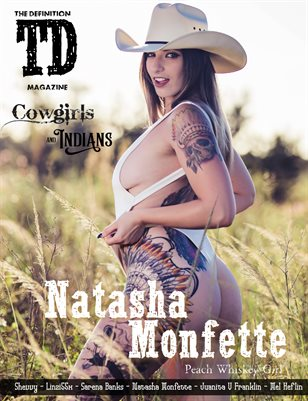 TDM: Natasha Monfette: Cowgirls and Indians Theme issue 4