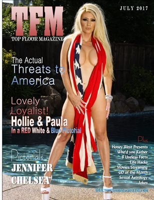 TFM / Top floor Magazine / July 2017 issue