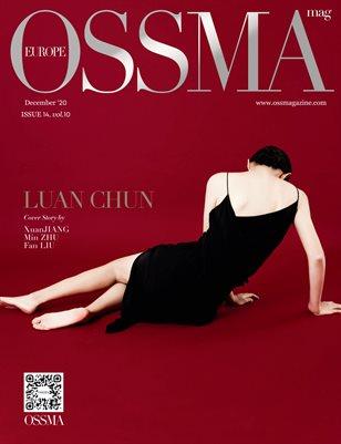 OSSMA Magazine EUROPE ISSUE14, vol10