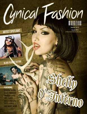 Cynical Fashion Mag issue #10