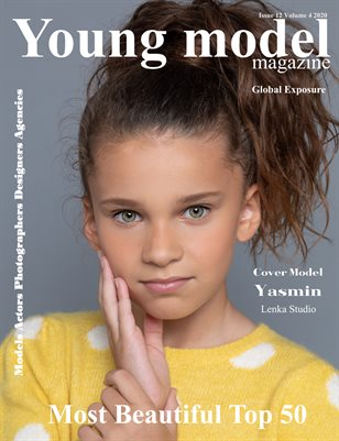 Young Model Magazine Issue 12 Volume 4 2020 Most Beautiful Top 50