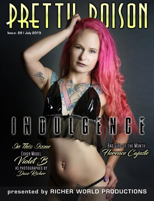 Pretty Poison - Issue #28