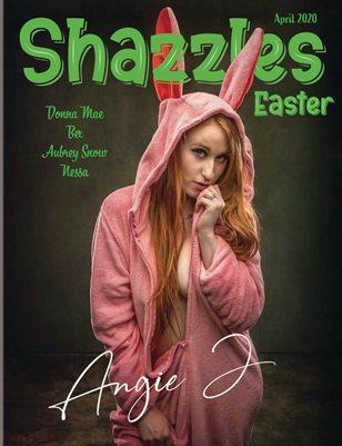 Shazzles Easter April 2020